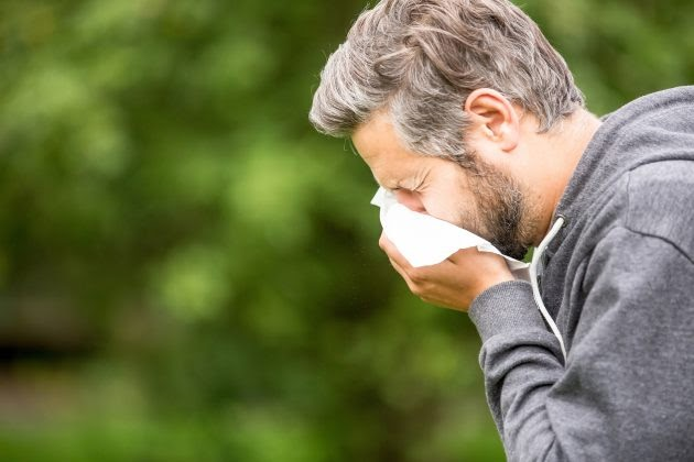 Spring, Allergies and Hearing Loss